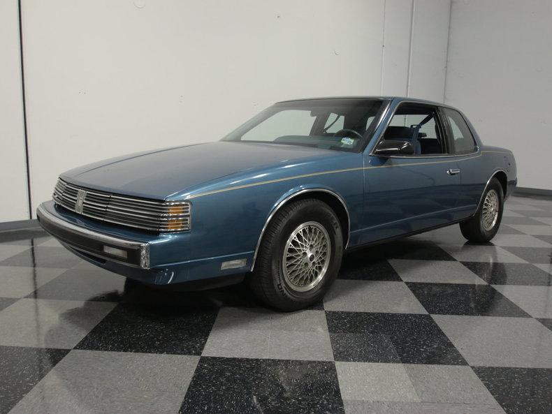 1989 Oldsmobile Toronado