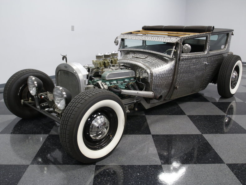 1930 Ford Streetrod