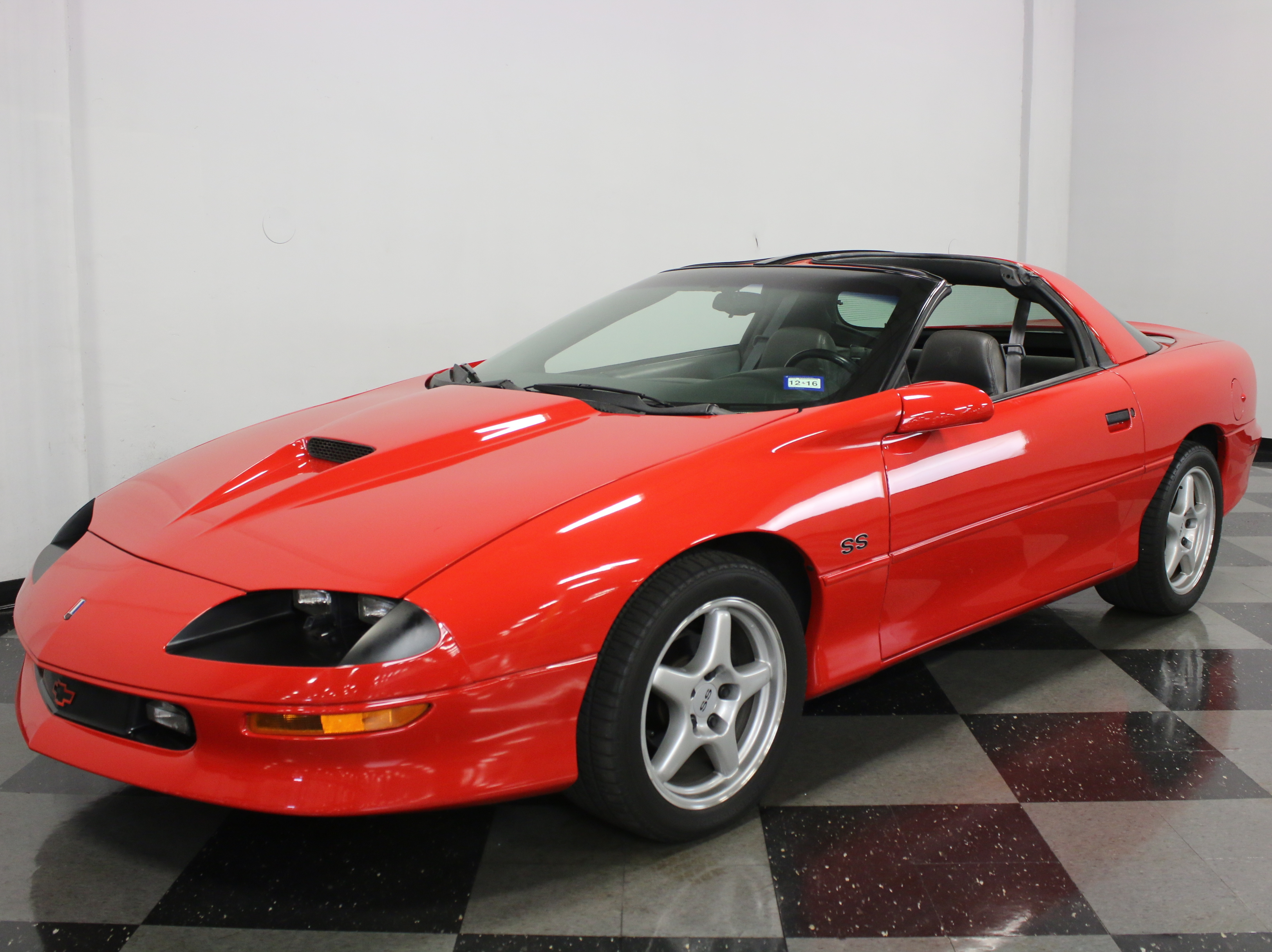 1997 Chevrolet Camaro Ss Slp Specs Autos Post