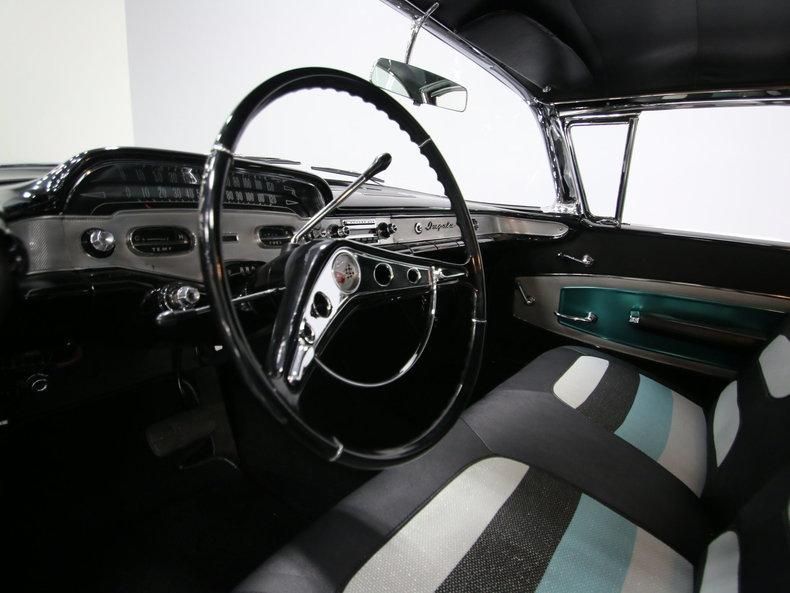 1958 Chevrolet Impala 42
