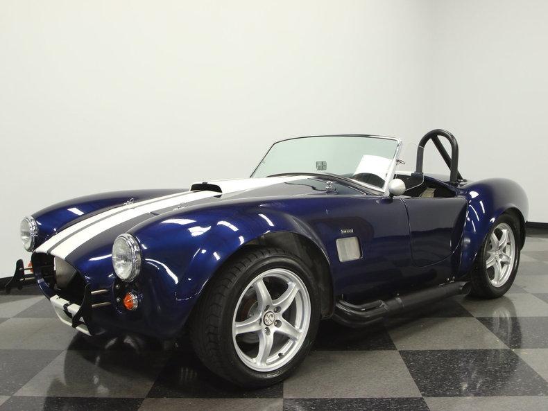 2004 Roadster Cobra