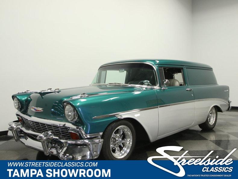 1956 Chevrolet 210 Sedan Delivery