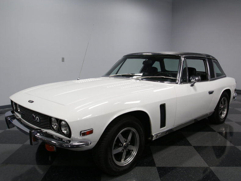 1976 Jensen Interceptor III