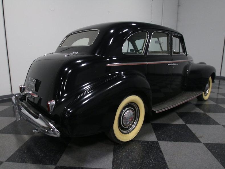 1940 oldsmobile series 70 streetside classics the for 1940 oldsmobile 4 door sedan