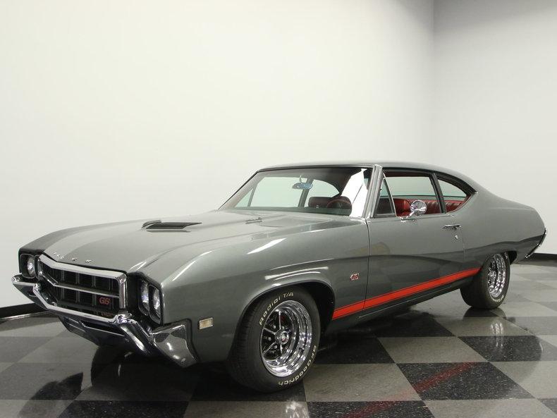1969 Buick GS Clone