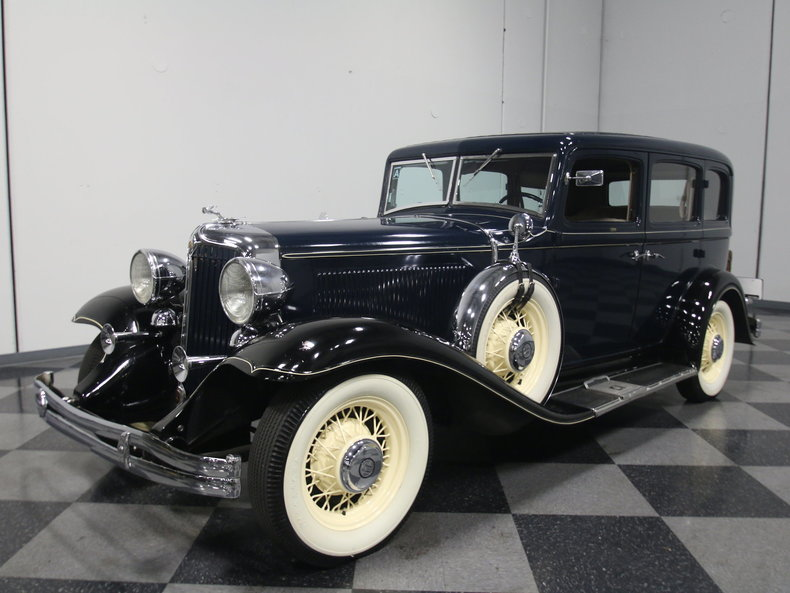 1932 Chrysler CP8