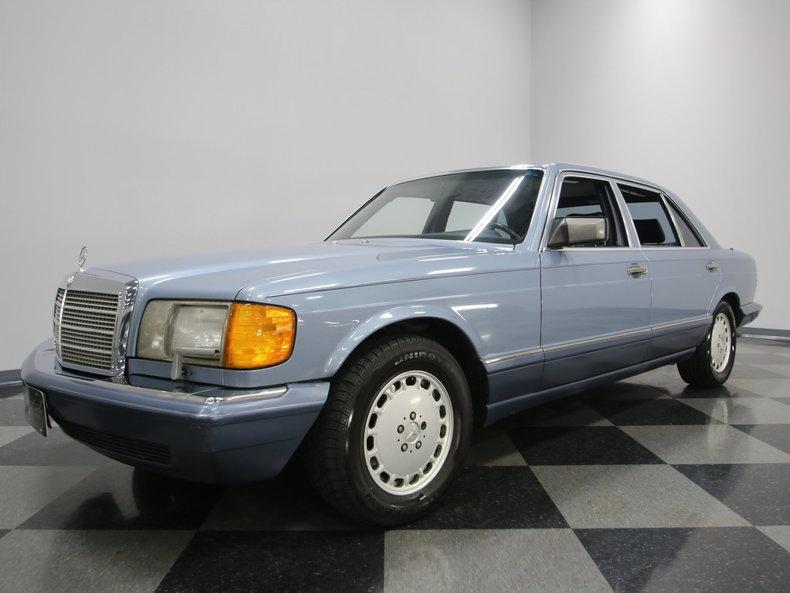 1989 Mercedes-Benz 300 SEL