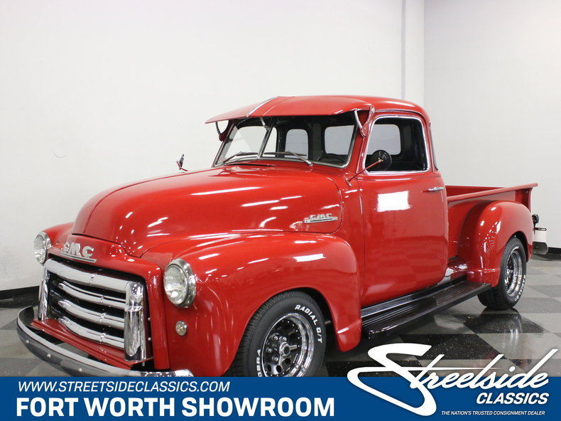 1948 GMC 5-Window Pickup