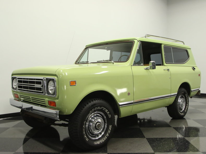 1977 International Harvester Scout