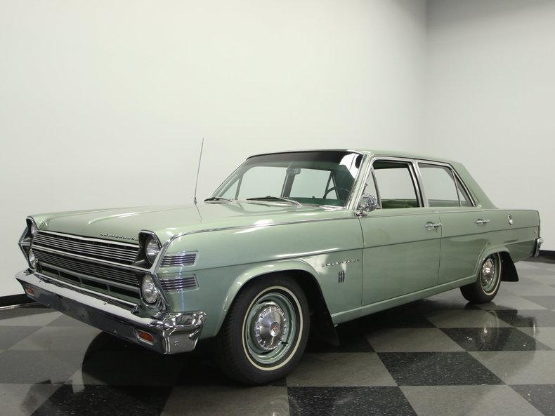 1966 AMC Ambassador 880