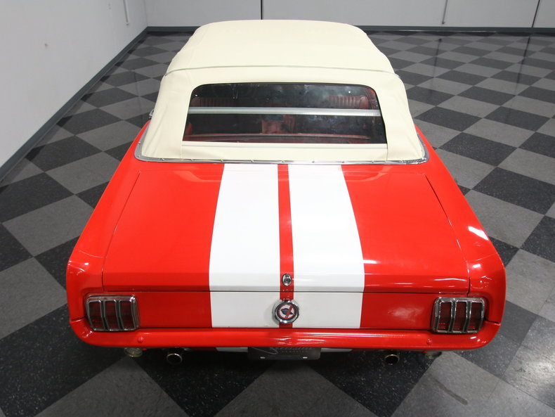 1966 Ford Mustang 16