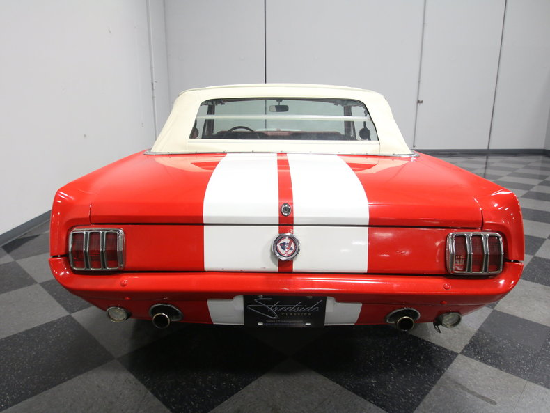 1966 Ford Mustang 15