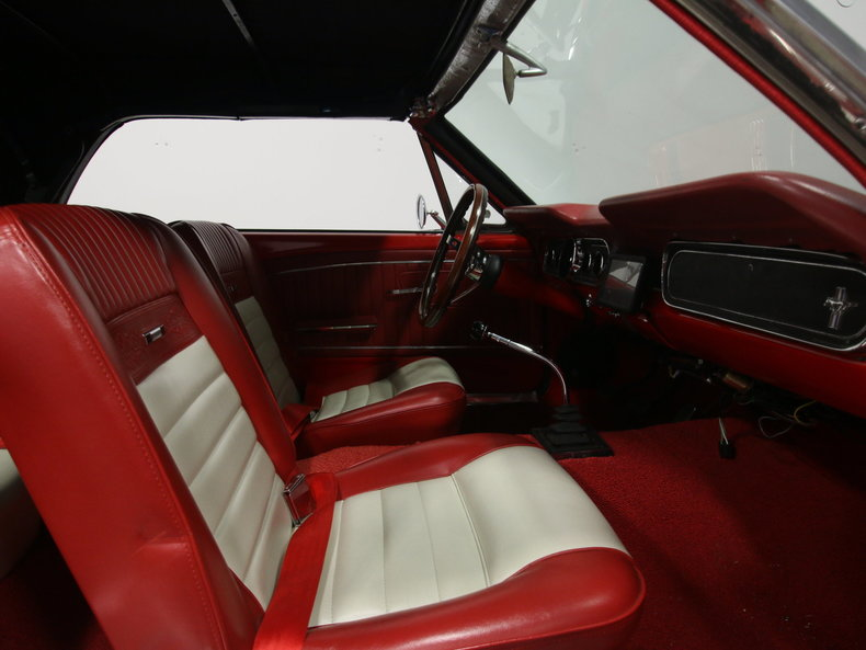 1966 Ford Mustang 46