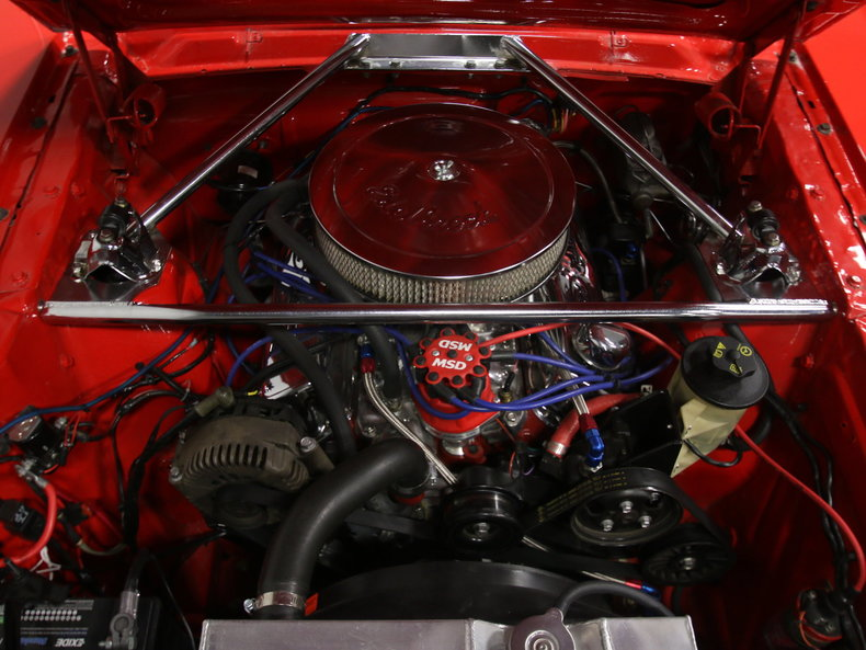 1966 Ford Mustang 3