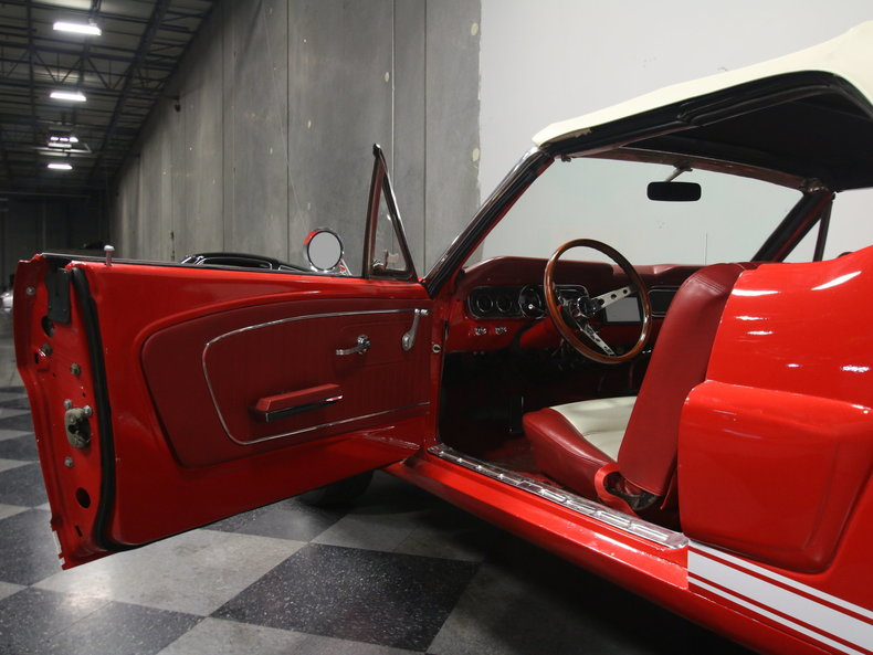 1966 Ford Mustang 35