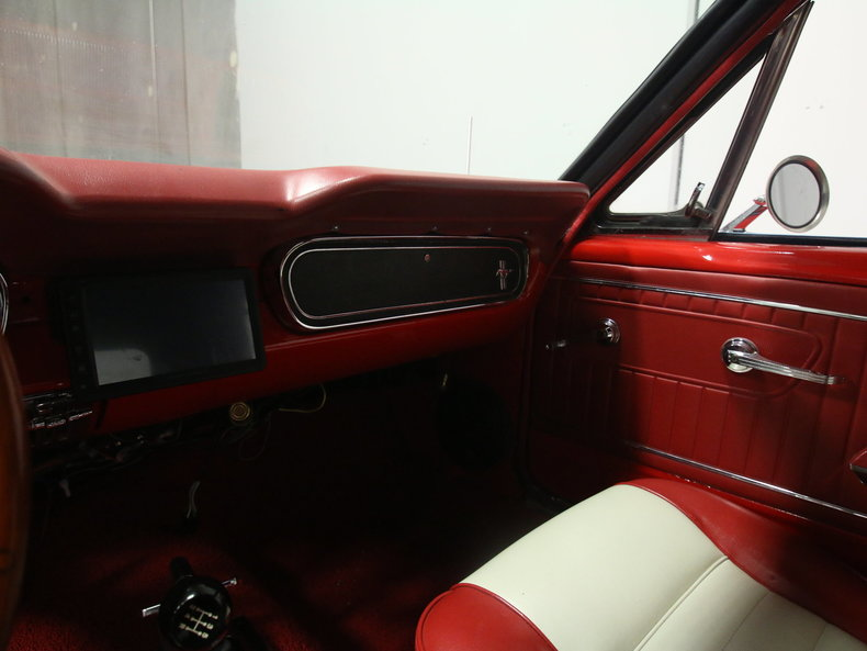 1966 Ford Mustang 41