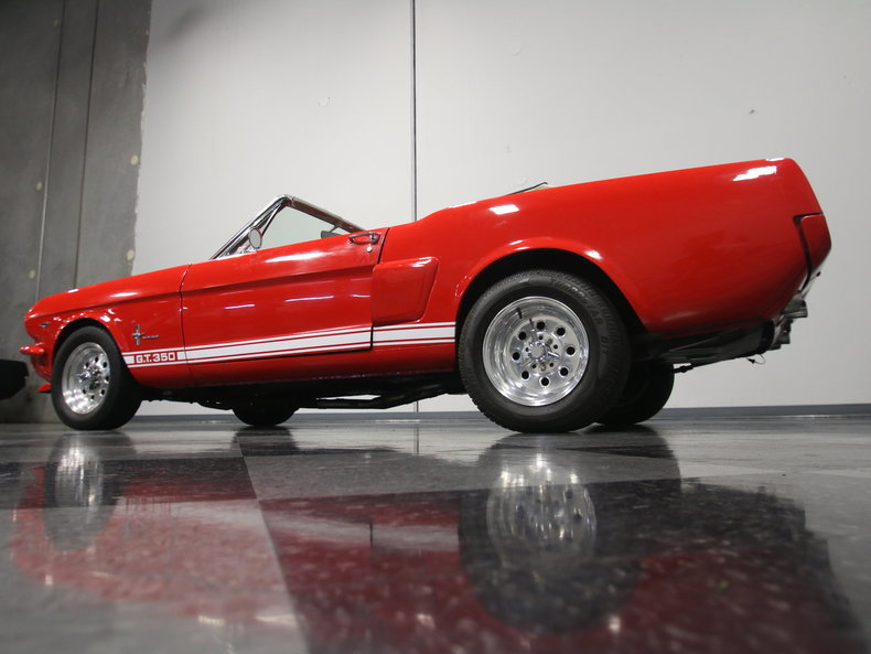 1966 Ford Mustang 13