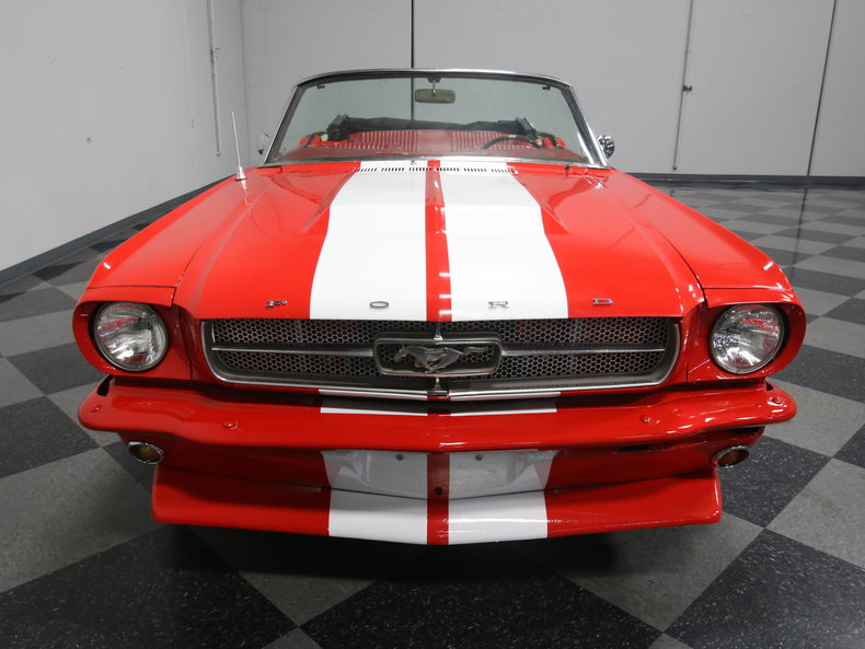 1966 Ford Mustang 4