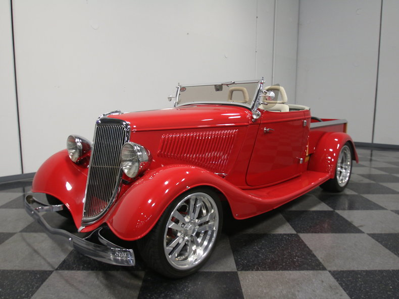 1934 Ford Roadster Pick-Up