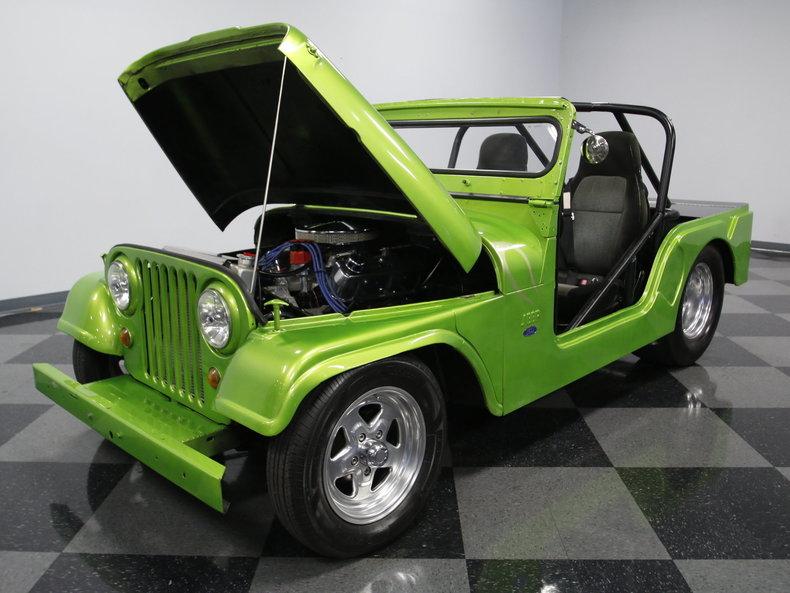 1969 jeep cj5 streetside classics classic exotic car consignment dealer. Black Bedroom Furniture Sets. Home Design Ideas