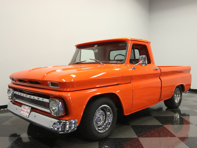 1965 Chevrolet 1/2 Ton Pickup