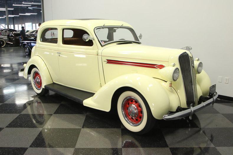 1936 plymouth 2 door touring sedan ebay for 1936 plymouth 2 door sedan