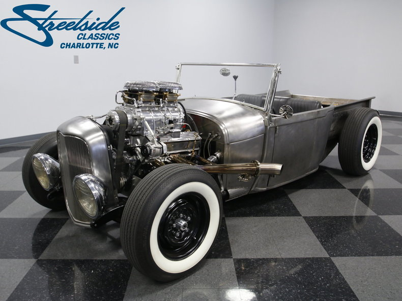 1929 Ford Roadster Pick-Up