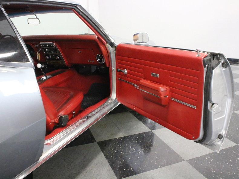 1968 Chevrolet Camaro 40