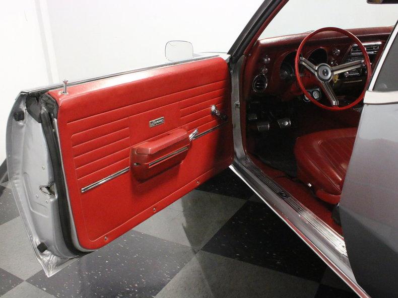 1968 Chevrolet Camaro 68