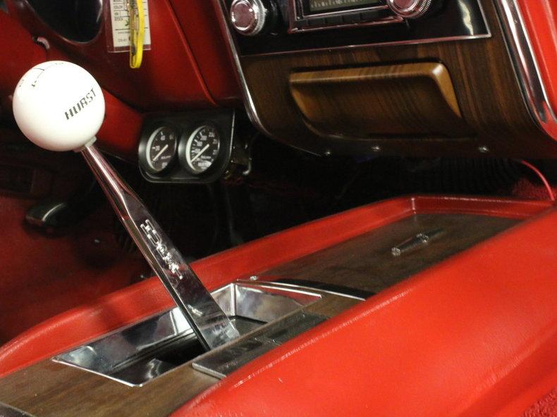 1968 Chevrolet Camaro 67