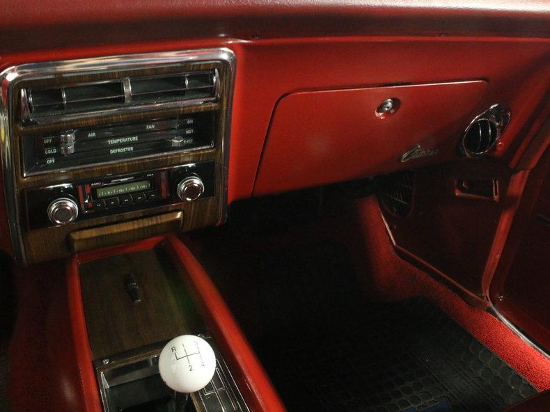 1968 Chevrolet Camaro 58
