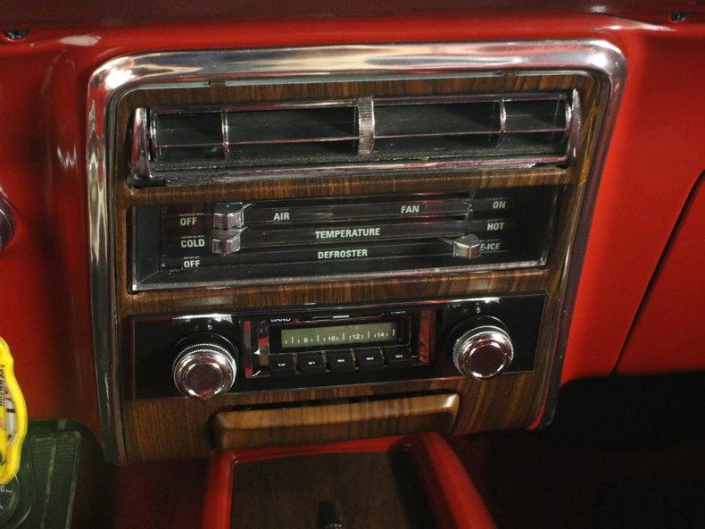 1968 Chevrolet Camaro 56