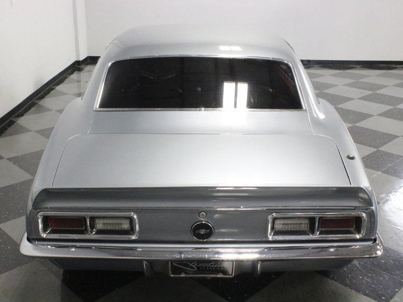 1968 Chevrolet Camaro 36