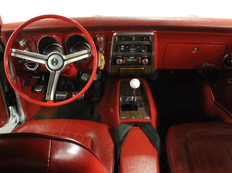 1968 Chevrolet Camaro 16