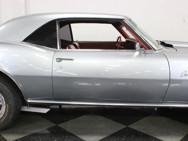1968 Chevrolet Camaro 10
