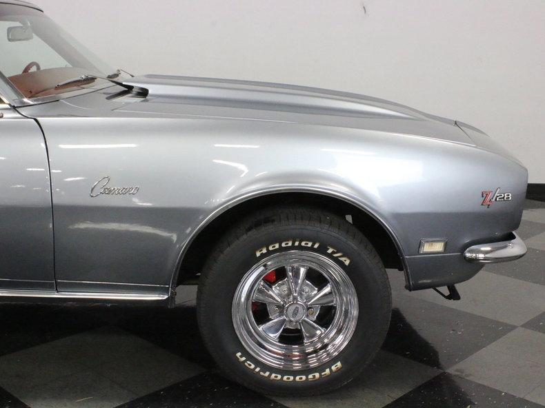 1968 Chevrolet Camaro 9