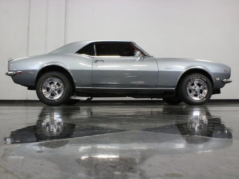 1968 Chevrolet Camaro 7