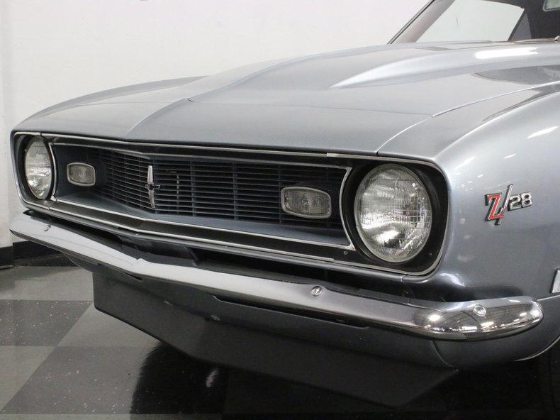 1968 Chevrolet Camaro 17