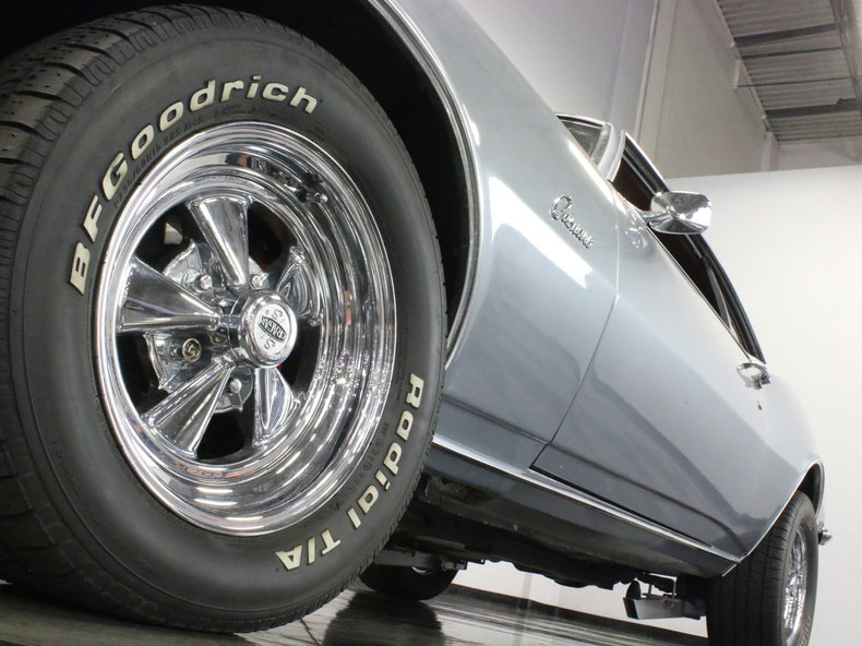 1968 Chevrolet Camaro 29