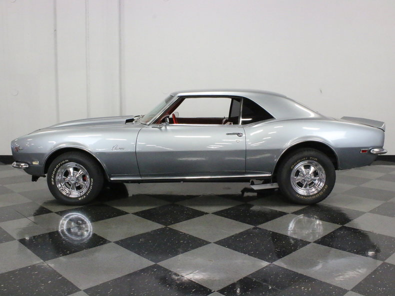 1968 Chevrolet Camaro 24