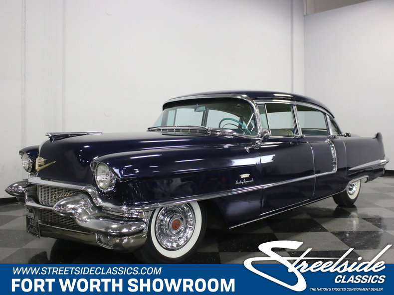 1956 Cadillac Fleetwood 60 Special Sedan