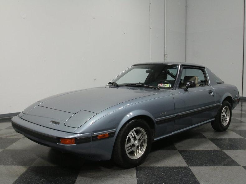 1985 Mazda RX-7