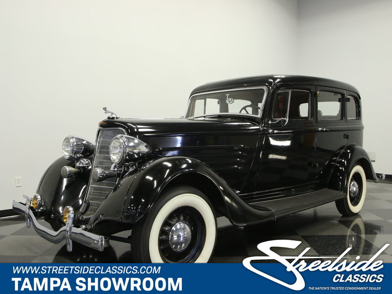 1934 Dodge Deluxe Six