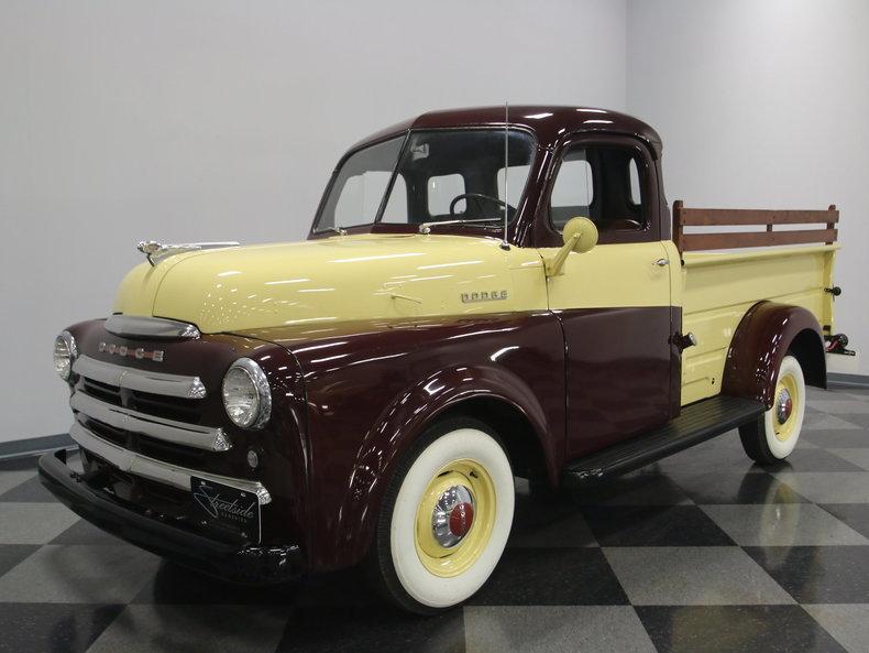 1950 Dodge B-2