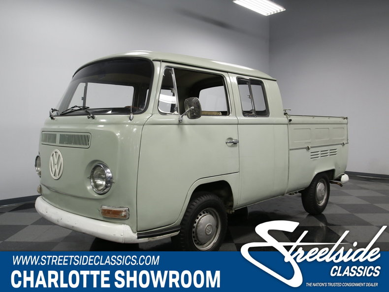 1971 Volkswagen Transporter
