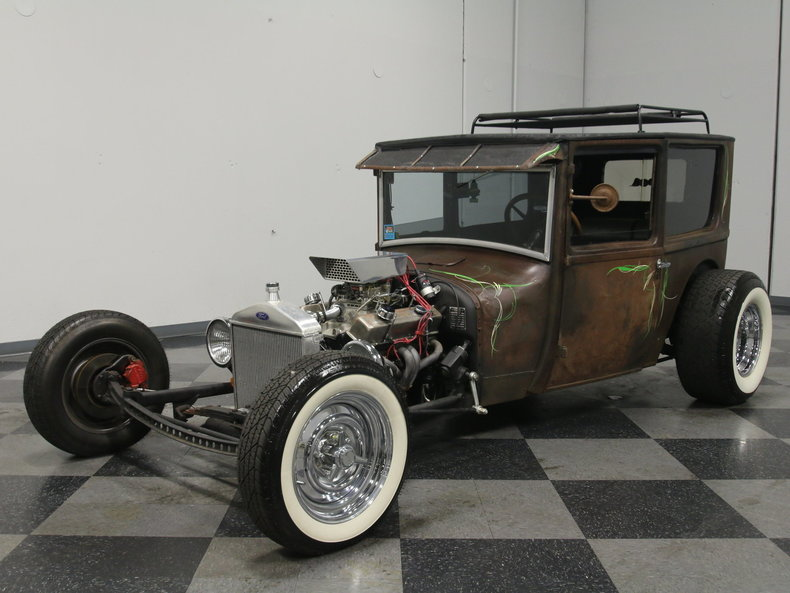 1926 Ford Sedan