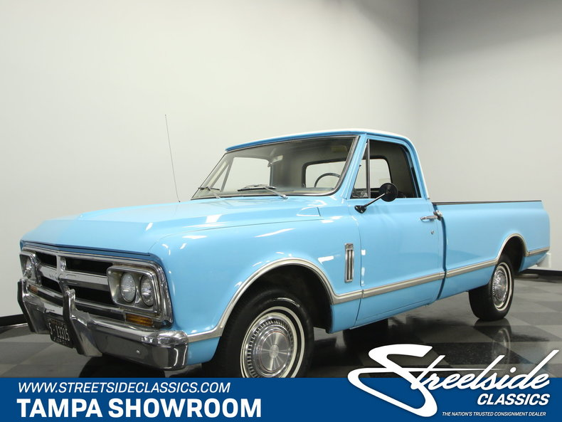 1967 GMC 1/2 Ton Pickup
