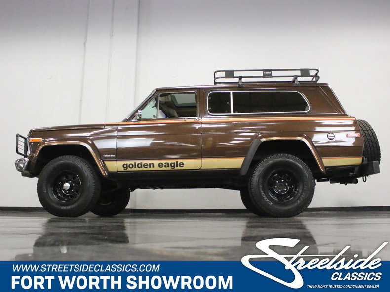 Fort Worth Jeep Inventory >> 1979 Jeep Cherokee | Streetside Classics - The Nation's Top Consignment Dealer of Classic and ...