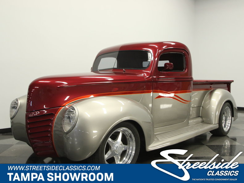 1940 Ford Custom Pickup