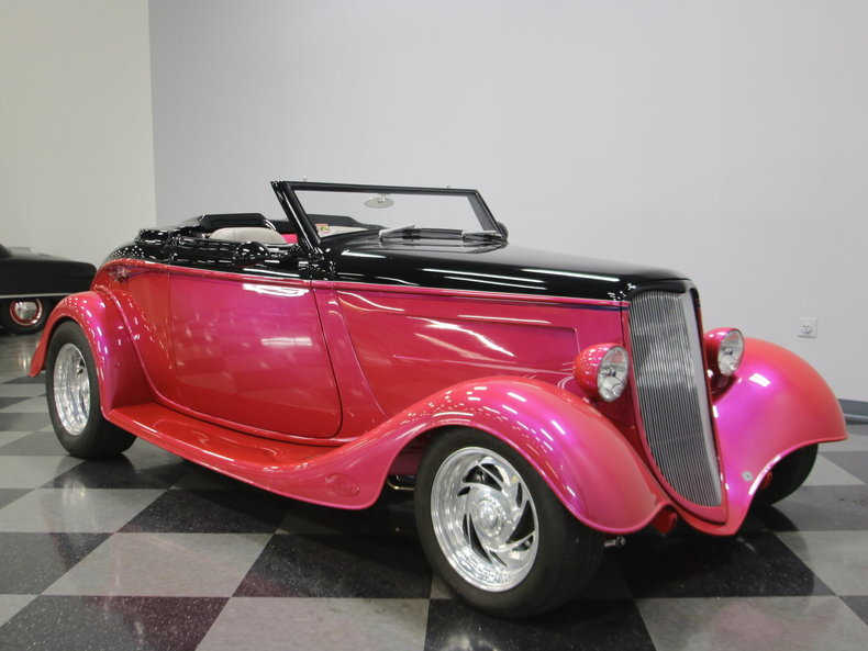 1933 Ford Cabriolet Convertible 75